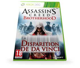 Assassin's Creed : La Disparition de Da Vinci xBox