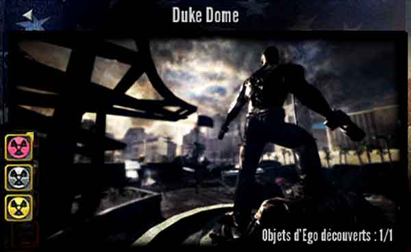 Duke Nukem Forever - Duke Dome