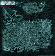 Assassin's Creed : Revelation - la carte à puits {JPEG}