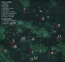 Assassin's Creed 4 Black Flag - la carte des améliorations d'élite {JPEG}