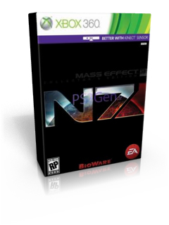 Mass Effect 3 N7 édition collector