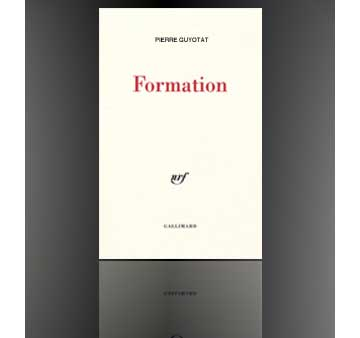 Pierre Guyotat - Formation