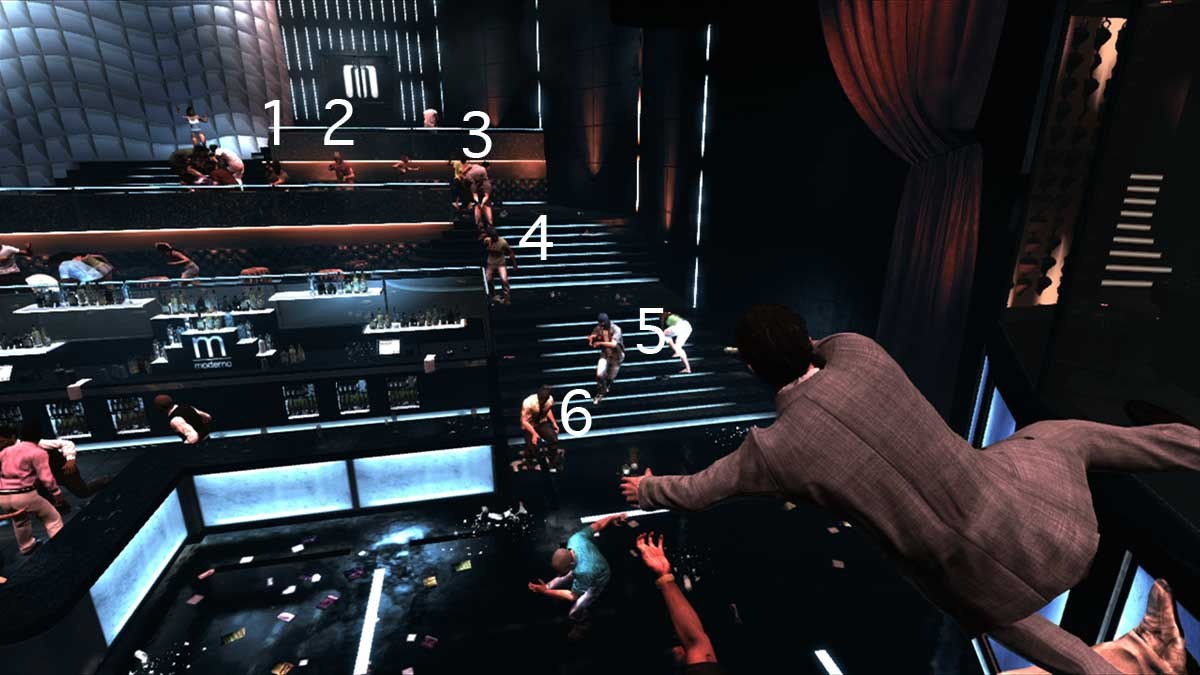 Soluce Max Payne 3 : les armes en or et les indices des 14 chapitres.